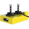 Electropermanent plate lifting magnet module